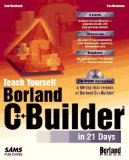 Sams Teach Yourself Borland C++ Builder in 21 Days