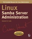 Linux Samba Server Administration (Craig Hunt Linux Library)
