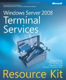 Windows Serveru00ae 2008 Terminal Services Resource Kit