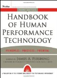 Handbook of Human Performance Technology, 3rd Edition