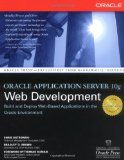 Oracle Application Server 10g Web Development (Oracle Press)