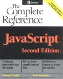 JavaScript: The Complete Reference, Second Edition