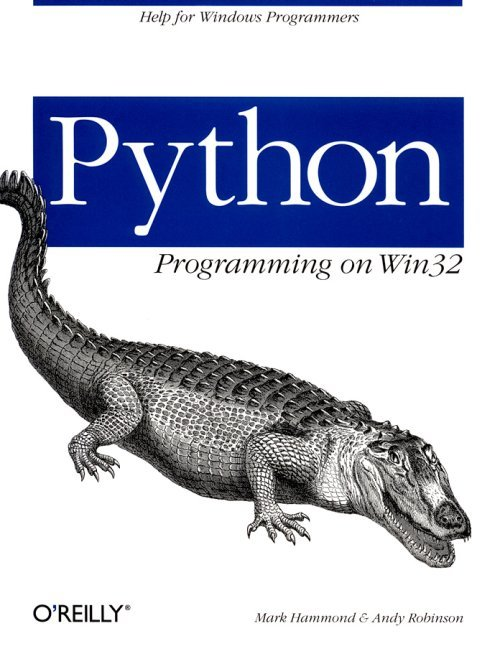 Python Programming on Win32: Chapter 21 - Active Scripting