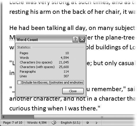 how to use thesaurus in word 2003
