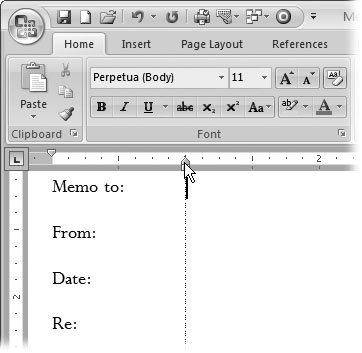 how to make a hanging indent in word 2010