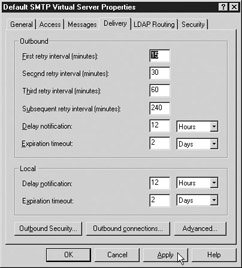 Creating and Configuring SMTP Virtual Servers | IIS 6: The