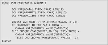 Multiformat Logical Files | IBM i5/iSeries Primer(c