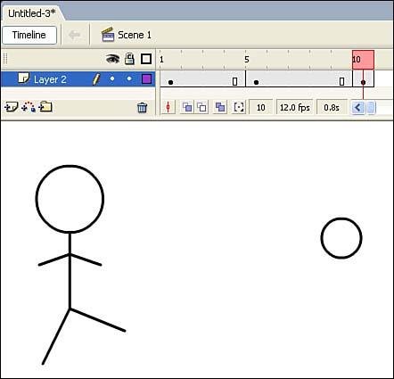 macromedia flash 8 how to make animation