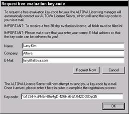 altova xmlspy license key free