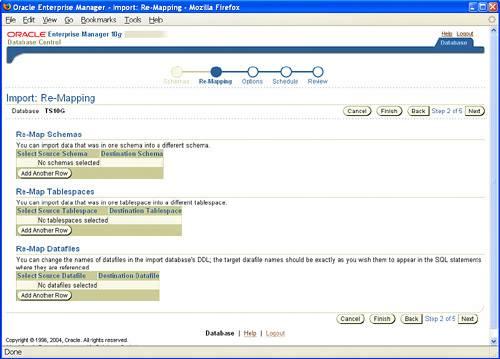 Oracle 10g Data Pump Enhancements | SUSE LINUX Enterprise