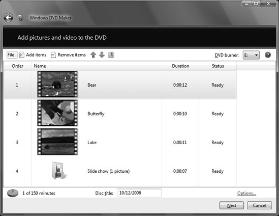 how to add chapters to menu in aiseesoft disk maker
