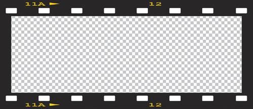 Project4.Filmstrips - Corel Paint Shop Pro X Digital Darkroom