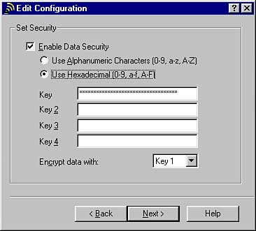 how to allow network access to a program
