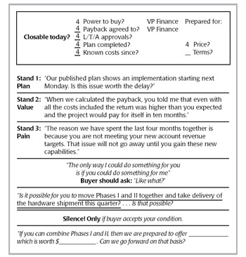 Worksheet Negotiation Worksheet negotiating the new solution selling revolutionary sales figure 13 2 negotiation