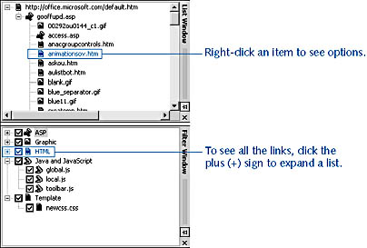 Understanding the Web Site Map Template   Microsoft Visio
