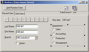 Delphis Database Architecture | Part III - Delphi Database