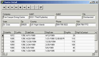 Delphis Database Architecture | Part III - Delphi Database-Oriented