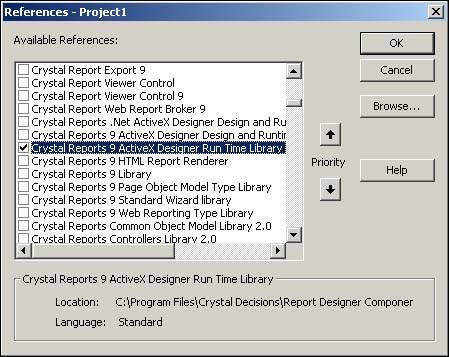 Desktop Applications | Sams Teach Yourself Crystal Reports 9