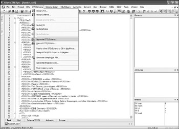 how to create dtd from xml