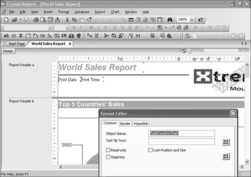 URL Reporting   Crystal Reports XI Official Guide