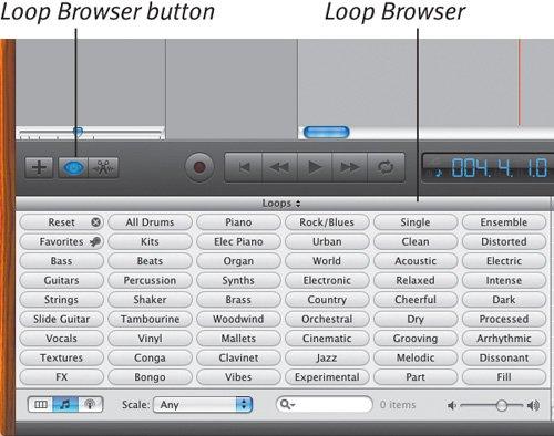 how to create a loop in garageband