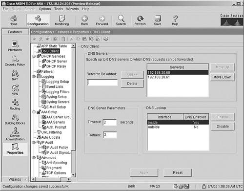 WebVPN | VPN Management Using ASDM