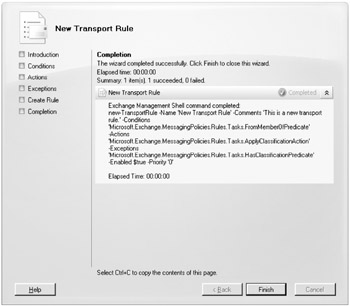Setting Up Transport Rules | Mastering Microsoft Exchange