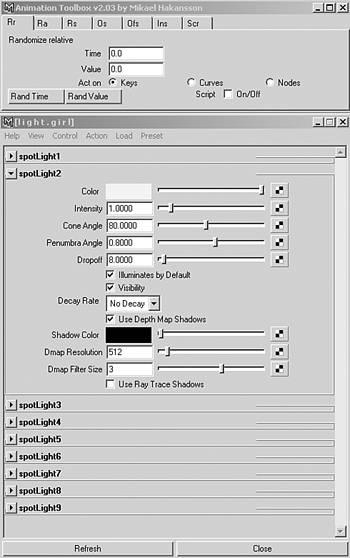 Installing Third-Party Plug-Ins, Materials, and Scripts   Maya 4 5