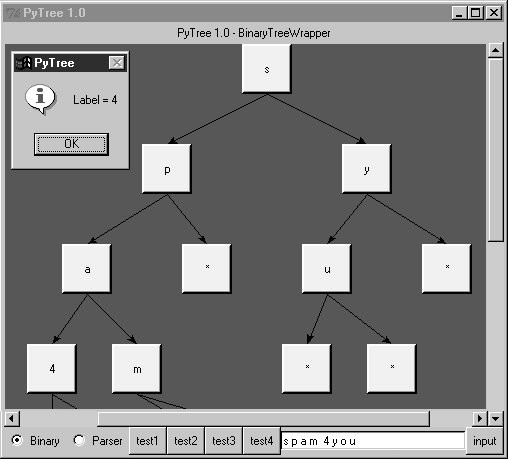 Section 20 11  PyTree: A Generic Tree Object Viewer | Programming Python