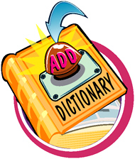 dictionary word  2003