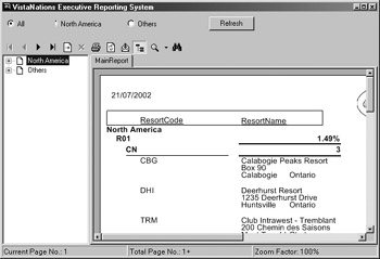 Simple Application Example | Mastering Crystal Reports 9
