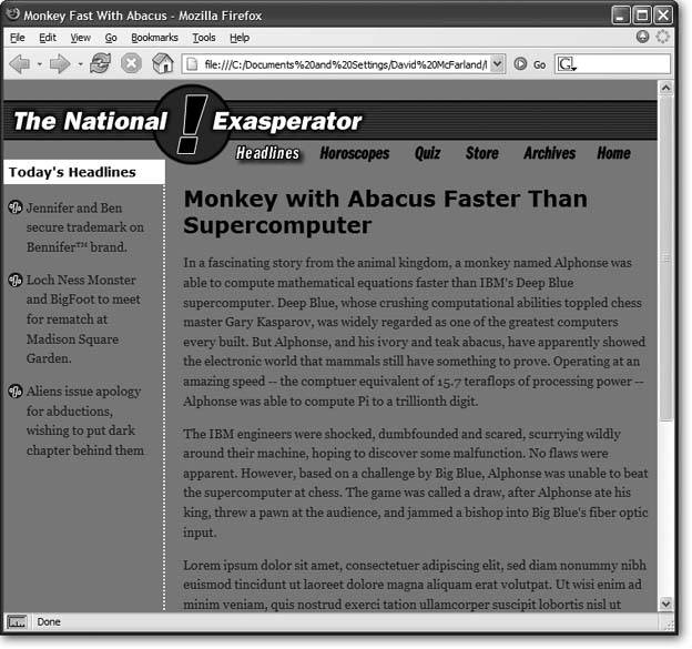 html css missing manual pdf