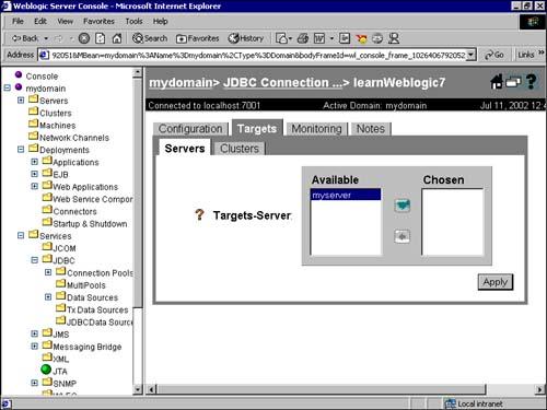 WEBLOGIC JDBC MSSQLSERVER4 DRIVERS FOR WINDOWS DOWNLOAD