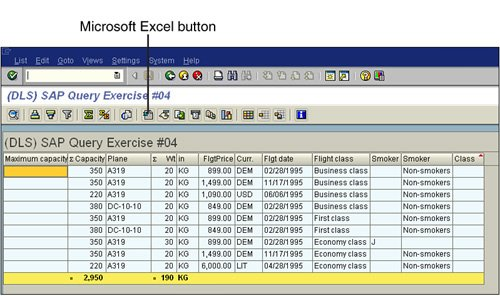 Making Microsoft Excel Pivot Tables Using Sap Report Data - Sap