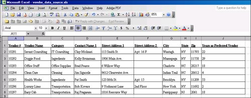 Maximizing SAP Reports by Using Word   SAP Query Reporting
