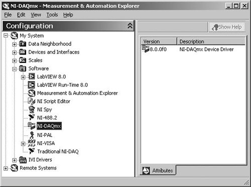 Selecting and Configuring DAQ Measurement Hardware | LabVIEW