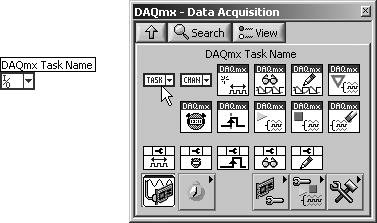 NI-DAQmx Tasks | LabVIEW for Everyone: Graphical Programming