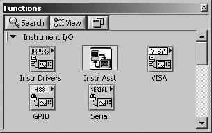 Instrument Control in LabVIEW | LabVIEW for Everyone: Graphical