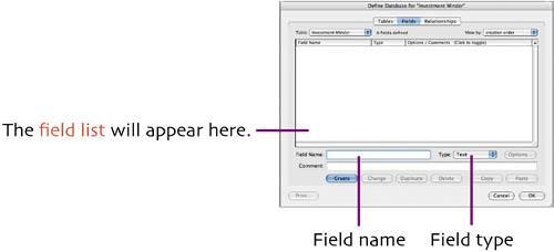 how to create gender field in database