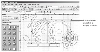 Converting CAD Drawings into Visio Format | Microsoft Office