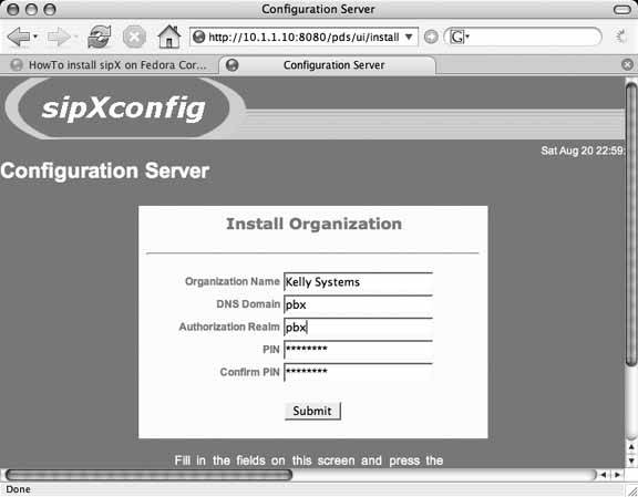 Hack100 Get Started with sipX | VoIP Hacks: Tips & Tools for