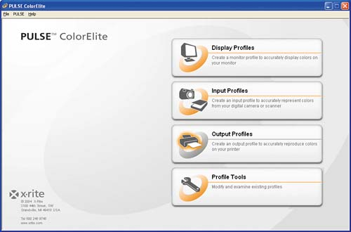 Profiling a Printer | Microsoft Windows XP Color Management