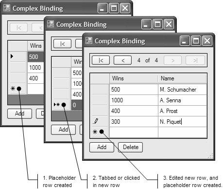 BindingListT | Windows Forms 2 0 Programming (Microsoft  NET