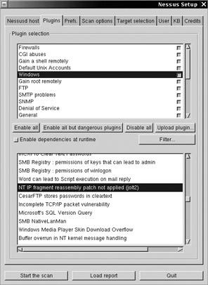 Nessus | Anti-Hacker Tool Kit, Third Edition