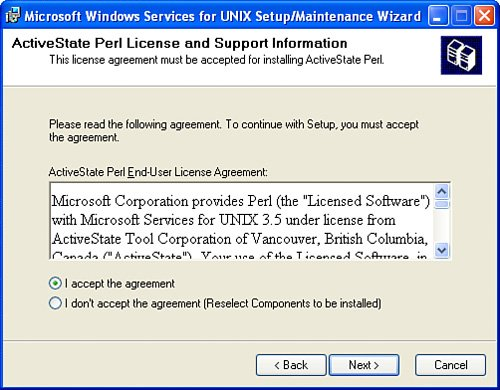 Microsoft Windows Services for Unix 3 5 | Upgrading and Repairing