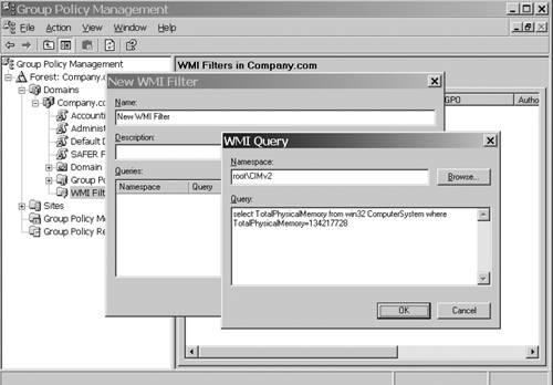 Logical Structure Design | Windows Server 2003 on Proliants
