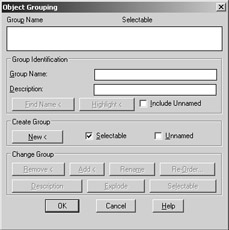 Grouping Objects | Mastering AutoCAD 2005 and AutoCAD LT 2005