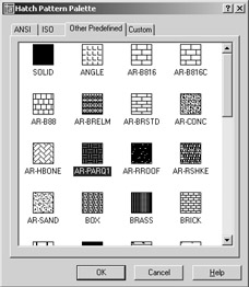 Hatch patterns in your drawings mastering autocad 2005 and autocad