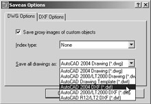 Using the DXF File Format to Exchange CAD Data with Other