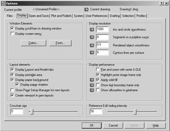 Configuring AutoCAD | Mastering AutoCAD 2005 and AutoCAD LT 2005